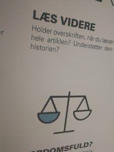 Fake News - Bibliotekerne advare nu mod løgn og bedrag i de landsdækkende partier i folketinget og i de officielle statsstøttede medier