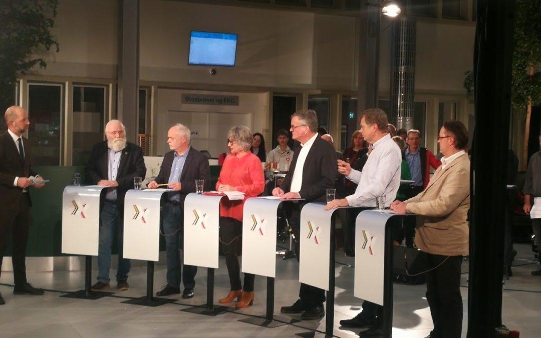 Få overblikket: Se regionsdebatten 2017 Med Karsten Holt Larsen, Danmark Først, Region Syddanmark på to minutter