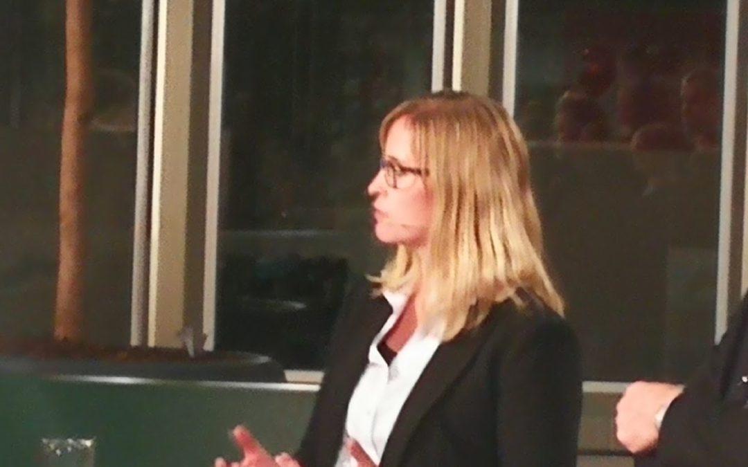 Stephanie Lose Regionsrådsformand (V) og Venstre er skyld i folkemord mod befolkningen i Region Syddanmark fordi de ikke har villet implementere Langelandmodellem for hjertestarter