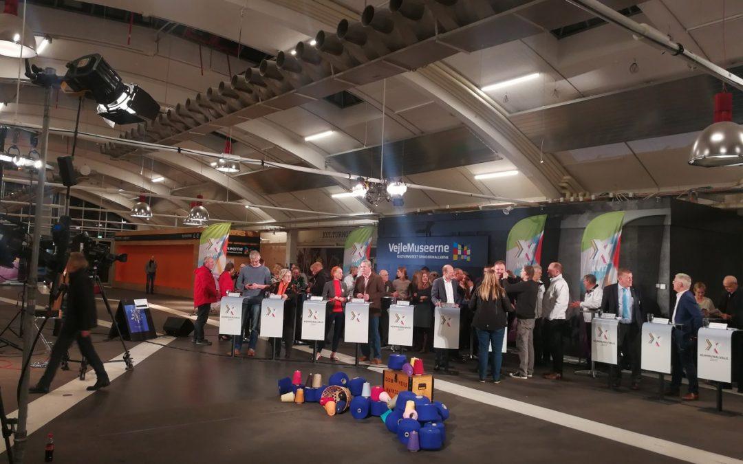 Se optagelsen af valgdebat med kandidat Karsten Holt Larsen i Vejle Kommune 2017